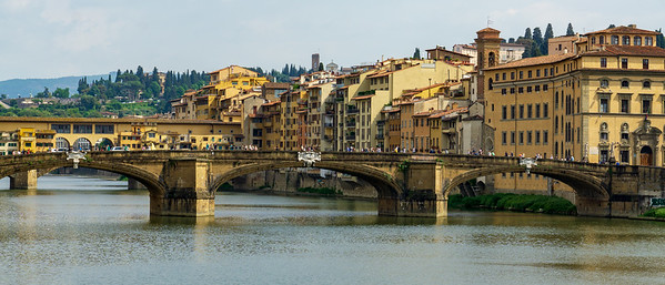 Florence's Arno River