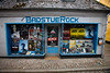 Images from around Aarhus, Denmark - music shop