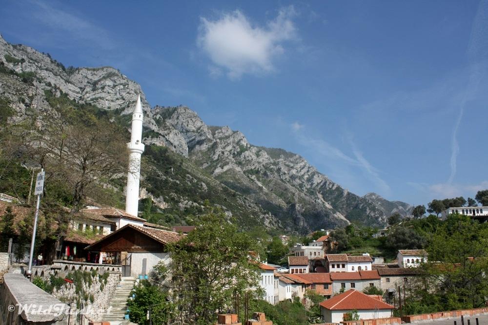 Albania town