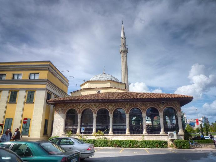 et'hem bey mosque tirana