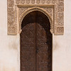 Ornate Door - Alhambra Palace