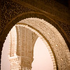 Ornate Archway - Alhambra Palace