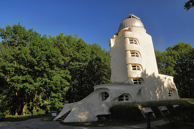 Potsdam - Telegrafenberg - Tour Einstein