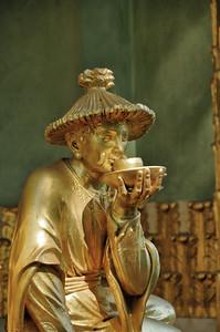 Potsdam - Park Sanssouci - Chinesisches Teehaus