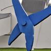 Weil am Rhein - Vitra Design Museum et une partie de Balancing Tools (Claes Oldenburg & Coosje van Bruggen - 1984)