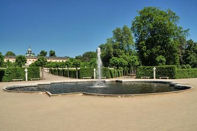 Park Sanssouci - Bilgergalerie
