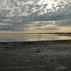 Embouchure de la Trave, rivage de la Baltique