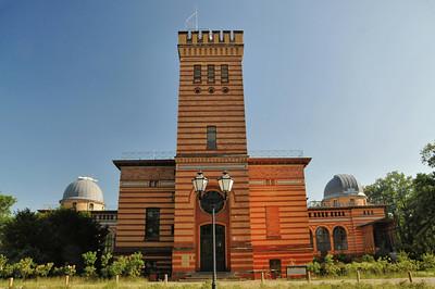 Potsdam - Observatoire de Telegrafenberg