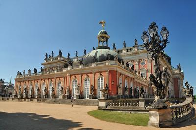 Potsdam - Neues Palais