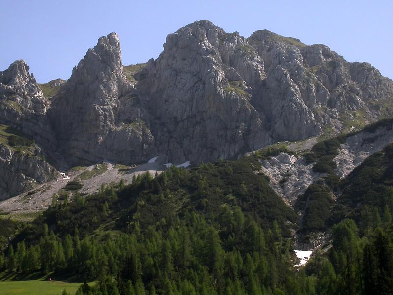 Ia 1079 Gartnerkofel bij Passo di Pramollo