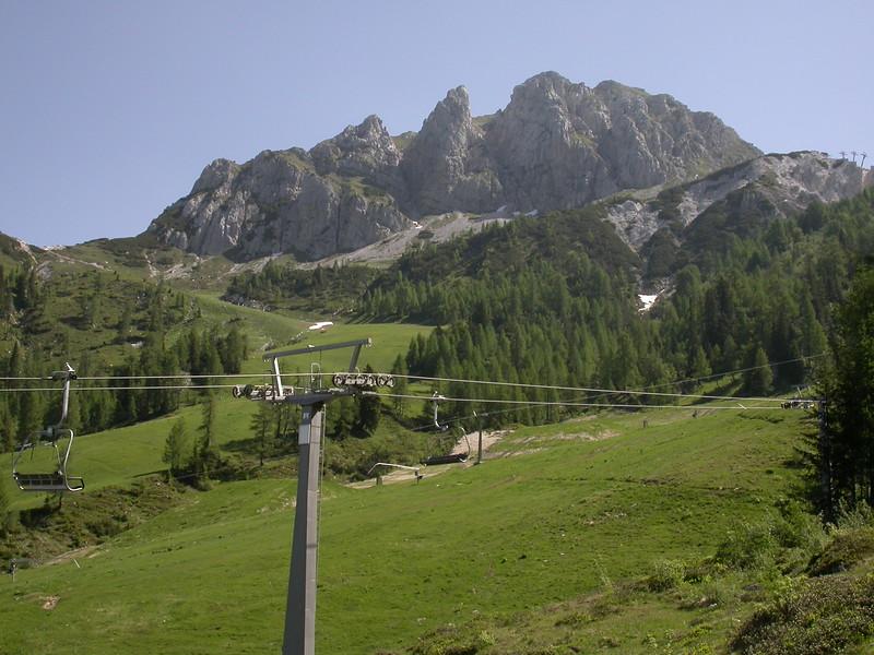 Ia 1078 Gartnerkofel bij Passo di Pramollo