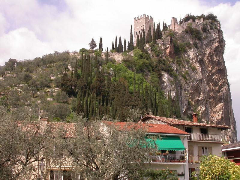 It 0001 Arco del Garda, kasteel