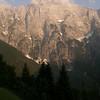 Ia 0989 Triglav gezien vanaf Predel
