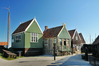 Enkhuizen - Zuiderzeemuseum