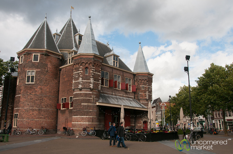 De Waag - Nieuwmarkt district, Amsterdam