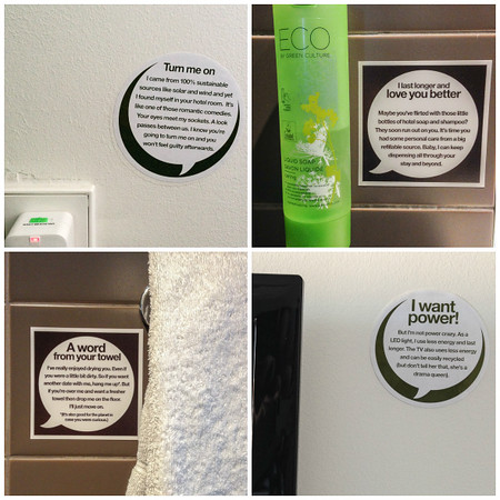 Eco Friendly features at Conscious Hotel Vondelpark