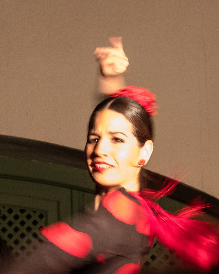 No trip to Spain is complete without Flamenco