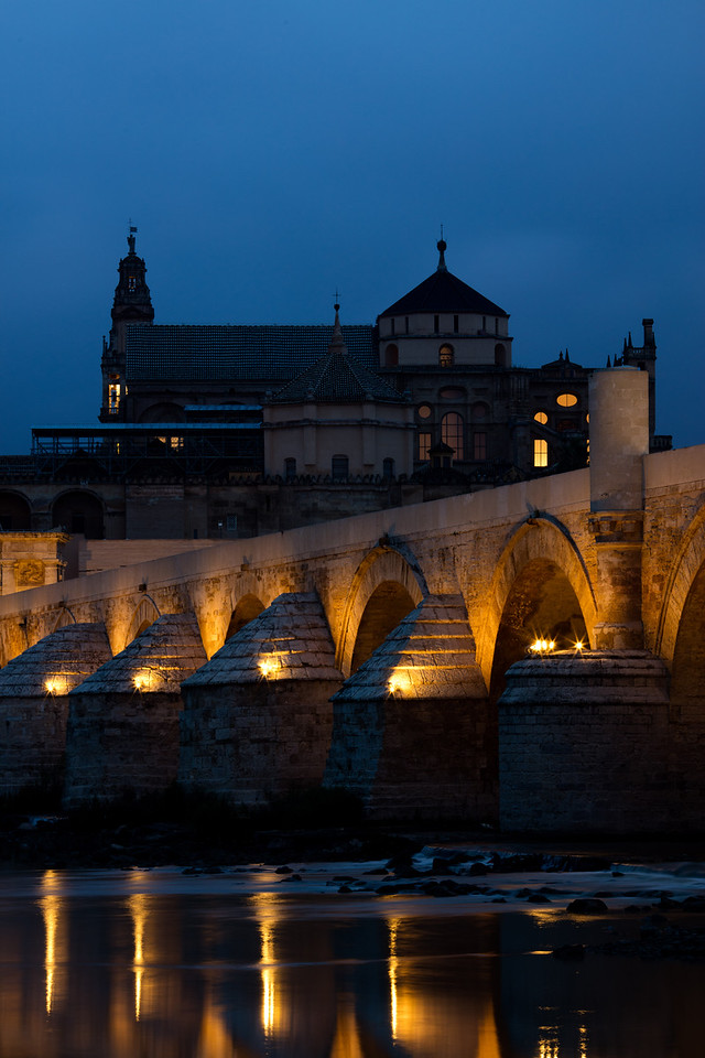 But one cannot overlook the Mezquita of Cordoba
