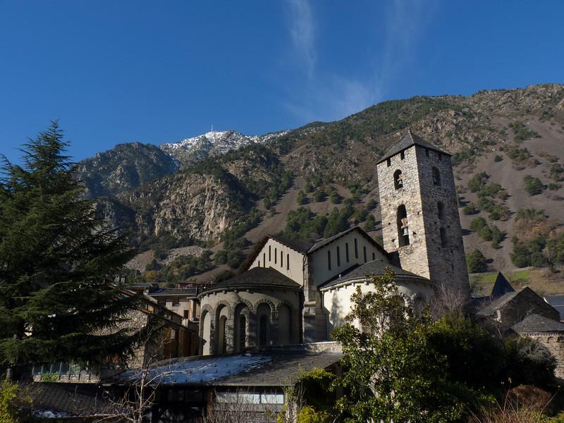 St. Esteve, Andorra La Vella