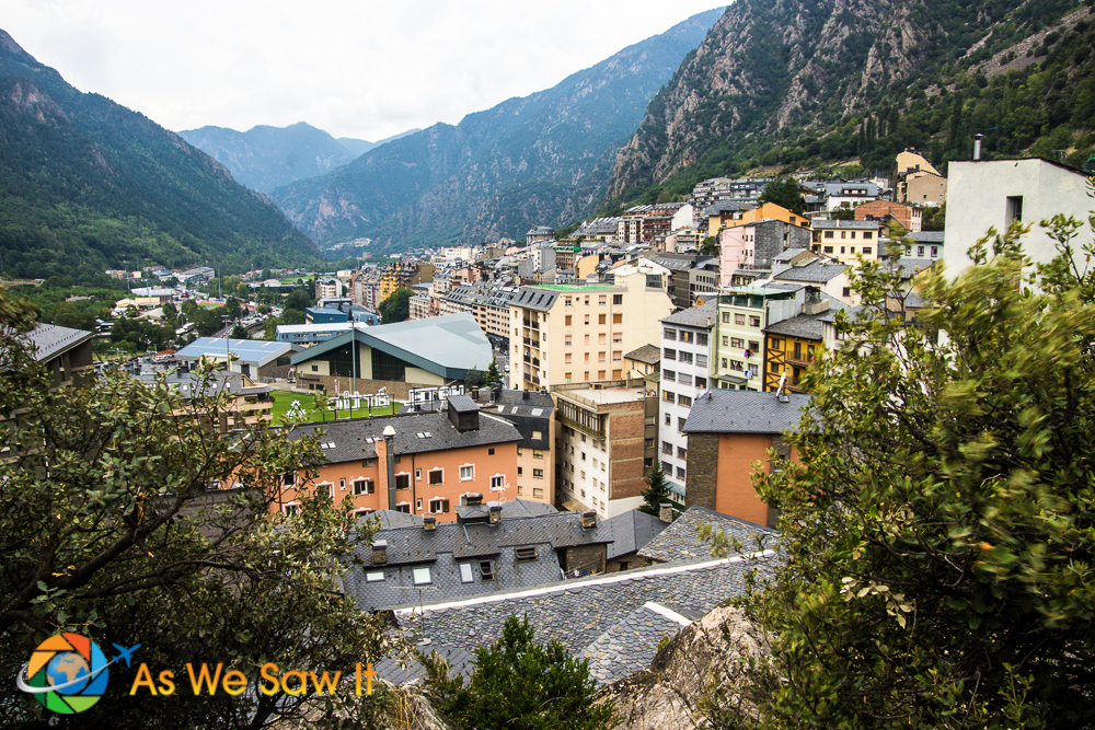 Visiting andorra la vellas old town worth it andorra la vella sciox Choice Image