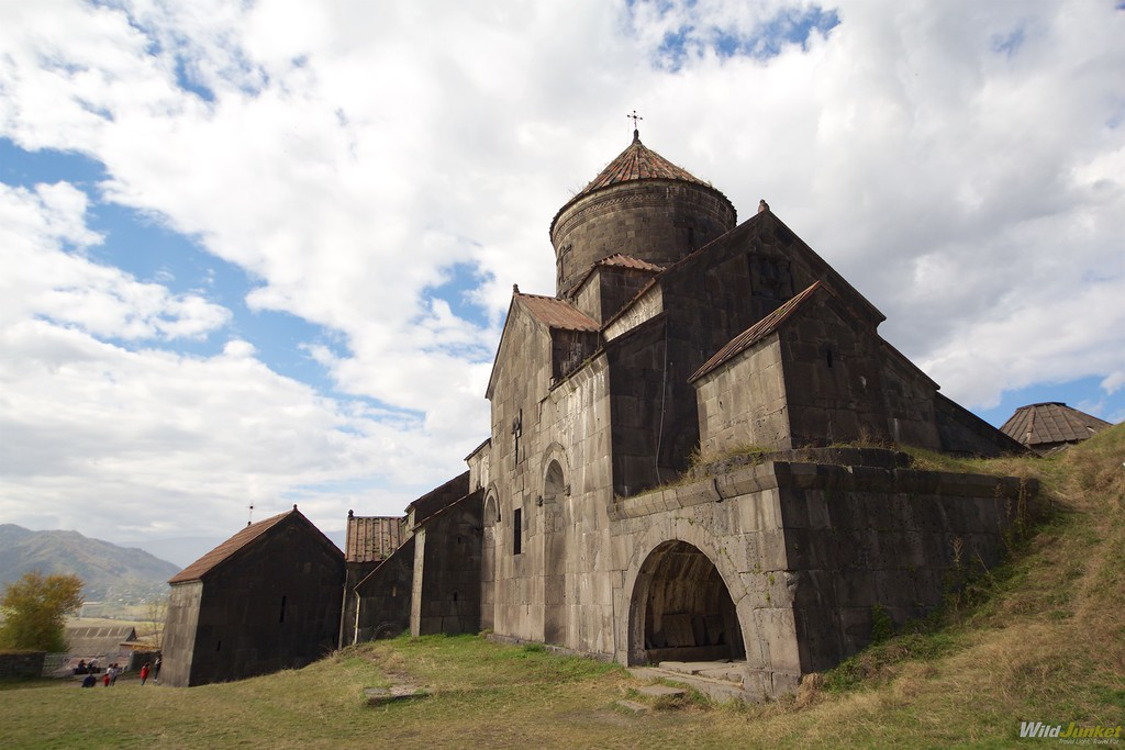 armenia travel blog history