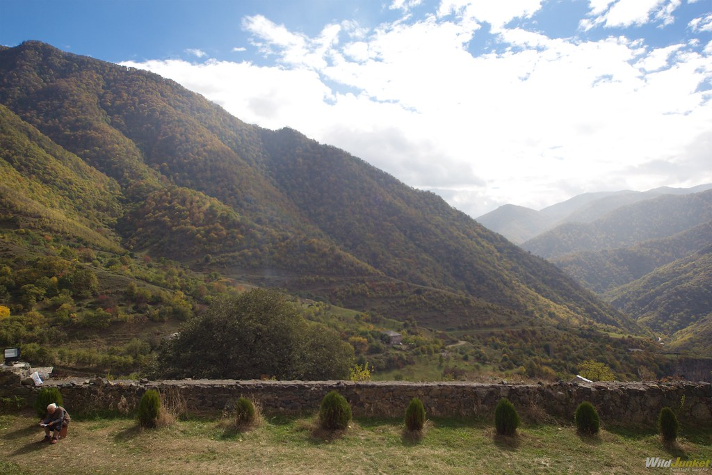 armenia travel blog outdoors