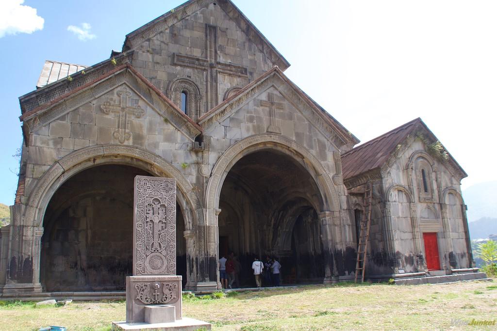 armenia travel blog architecture