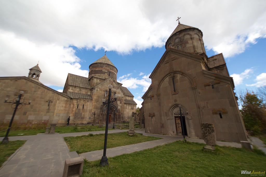 armenia travel blog church