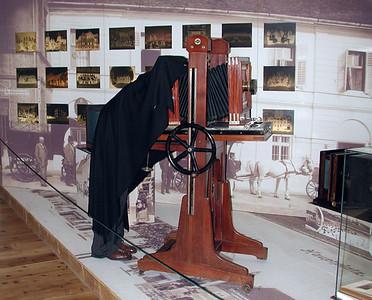 Portrait Studio Camera - Pfeilburg Museum - Furstenfeld - Austria