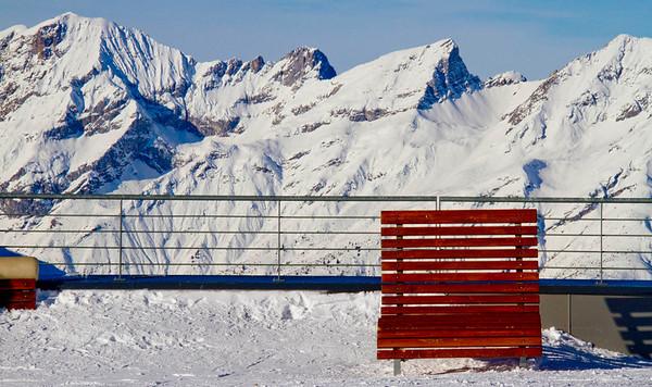 Austria and Switzerland Ski Resorts