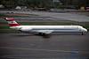 OE-LDS Douglas MD-81 c/n 48017 Zurich/LSZH/ZRH 06-04-97 (35mm slide)