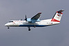 "OE-LTO de Havilland DHC-8-314Q c/n 553 Frankfurt/EDDF/FRA 14-10-08 ""Austrian Arrows"""