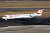 """OE-LVE Fokker 100 c/n 11499 Dusseldorf/EDDL/DUS 30-01-09 """"Austrian Arrows"""""""