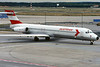 OE-LML Douglas MD-87 c/n 49412 Frankfurt/EDDF/FRA 10-07-06 (35mm slide)