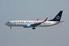 """OE-LNT Boeing 737-8Z9 c/n 33834 Frankfurt/EDDF/FRA 01-07-10 """"Star Alliance"""""""