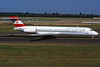 OE-LMO Douglas MD-87 c/n 49888 Dusseldorf/EDDL/DUS 28-07-02 (35mm slide)