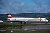 OE-LME Douglas MD-83 c/n 53377 Glasgow/EGPF/GLA 07-06-95 (35mm slide)
