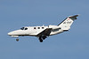OE-FAT Cessna 510 Citation Mustang c/n 510-0312 Brussels/EBBR/BRU 06-11-20