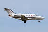 OE-FZC Cessna 510 Citation Mustang c/n 510-0196 Brussels/EBBR/BRU 12-06-20