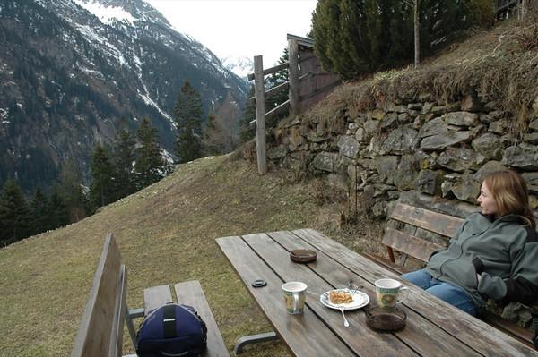Trekking with a Strudel Break - Tirol, Austria