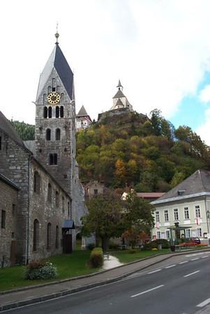 Village of Friesach - Carinthia Region, Austria