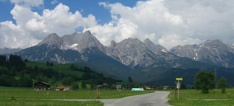 Mountains - Zell Am See, Austria