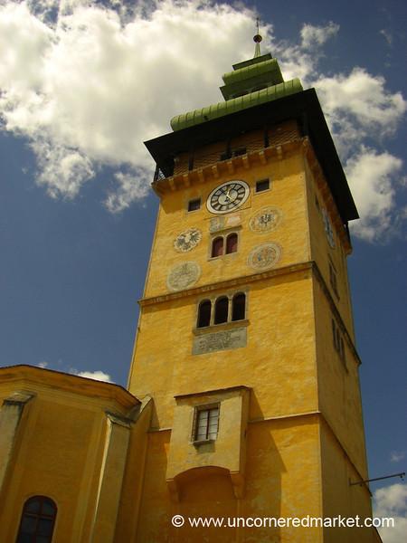 Church Tower - Retz, Austria