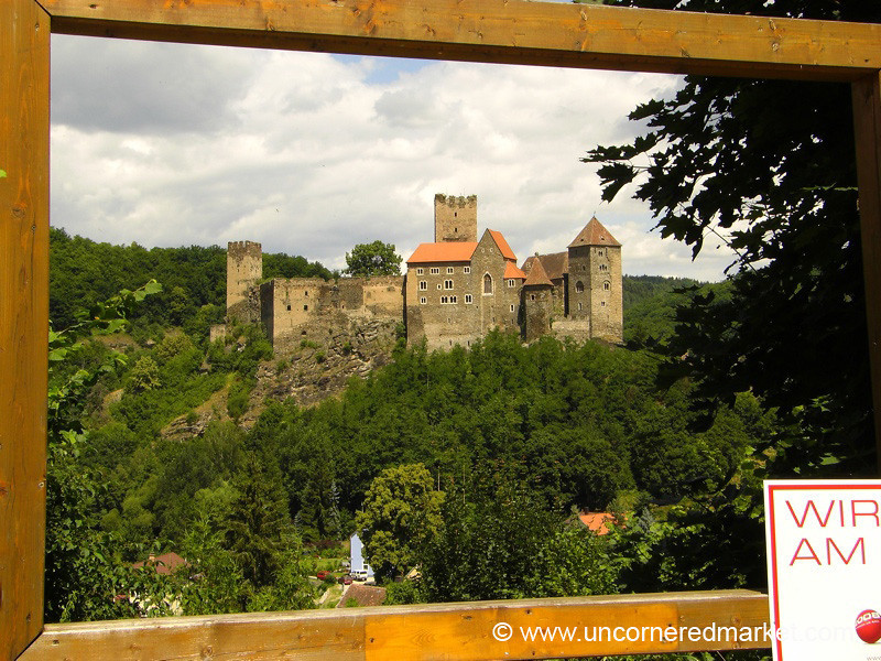 Hardegg Castle - Niederosterreich, Austria
