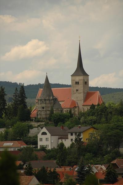 Aerial View of Pulkau - Pulkau, Austria