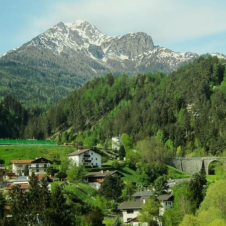 Innsbruck to Verona by Train