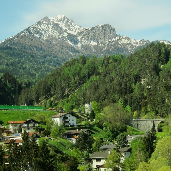 Innsbruck to Verona by Train