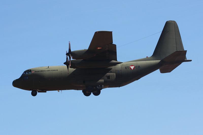 """8T-CB Lockheed C-130K C.1 Hercules """"Austrian Air Force"""" c/n 4256 Las Palmas/GCLP/LPA 03-02-16"""