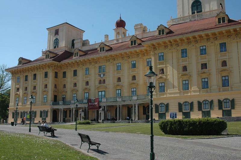 Schloss Esterhazy, Eisenstadt