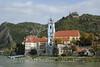 Durnstein - Durnstein Abbey and Church Tower 1